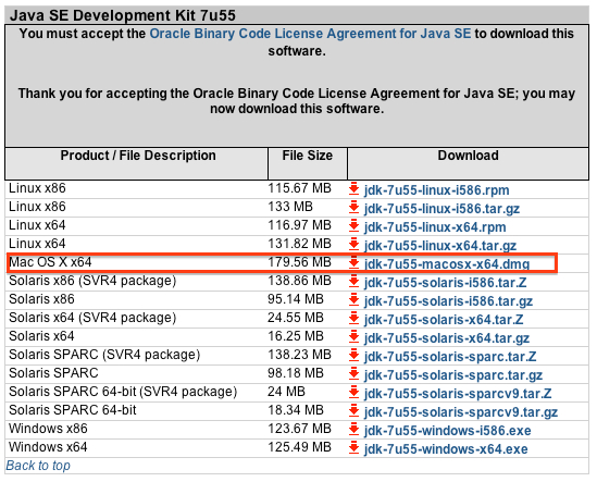 jdk 7 download